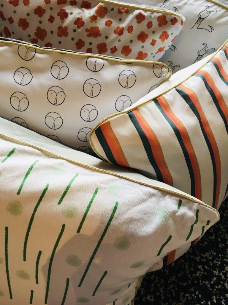 Edition tissus, boutique eshop tissus au mètre, tissus uniques colorés, imprimés